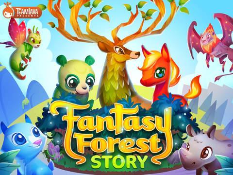 幻想森林故事评测:美轮美奂的动物世界