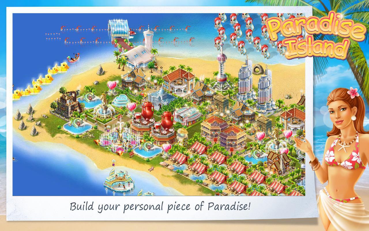 天堂岛修改版说明:进入游戏按左下角行行图标